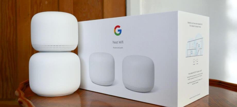 Đánh giá Google Nest Wifi 1