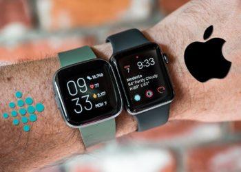 Fitbit Versa 2 - Đối thủ nặng ký Apple Watch 6