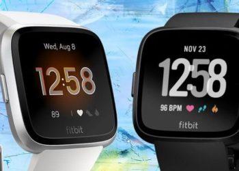 So sánh Fitbit Versa và Fitbit Versa Lite 1