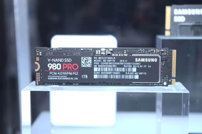 Ổ cứng SSD Samsung 980 PRO là sự lựa chọn tuyệt vời trong năm 2020 1