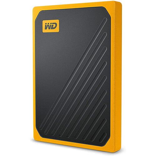 Ổ cứng di động SSD WD My Passport Go 2TB WDBMCG0020BBT