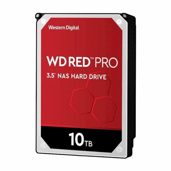 Ổ cứng HDD WD Red Pro 10TB 3.5 inch SATA iii WD101KFBX Giá Tốt