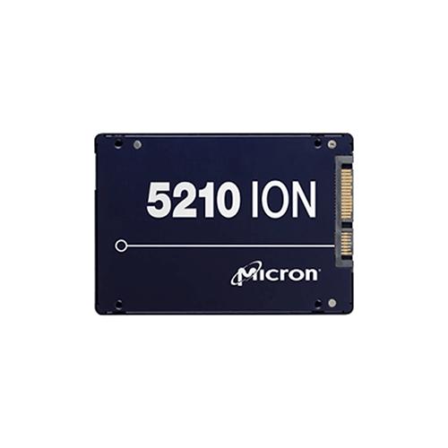 SSD Enterprise Micron 5210 ION 3.84TB MTFDDAK3T8QDE 1