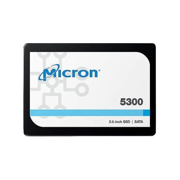 SSD Enterprise Micron 5300 PRO 7.68TB MTFDDAK7T6TDS