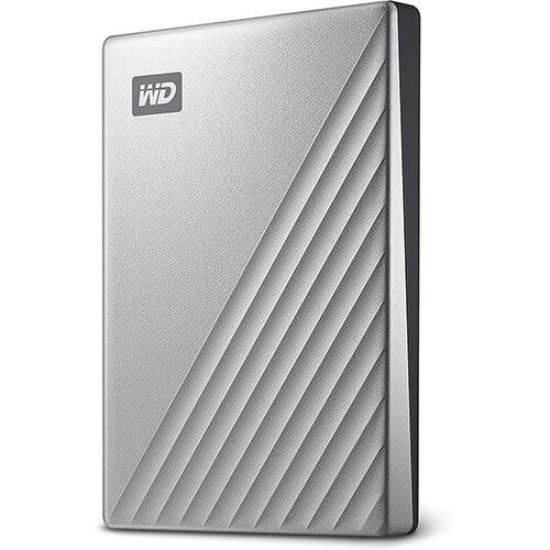 Ổ Cứng Di Động WD My Passport Ultra 1TB USB Type C WDBYVG0010BBK 1