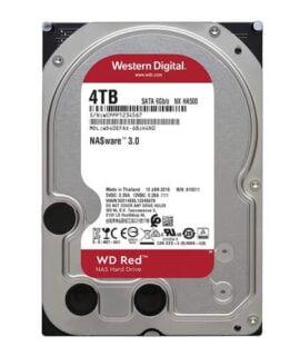 Ổ Cứng HDD WD RED 4TB WD40EFRX Chính Hãng