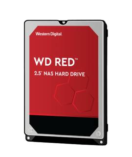 Ổ Cứng HDD WD RED 6TB WD60EFRX Chính Hãng 1