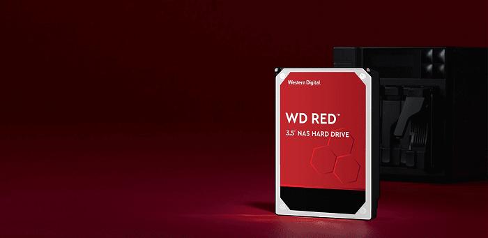 Ổ Cứng HDD WD Red 12TB WD120EFAX Chính Hãng 2
