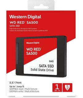 Ổ Cứng SSD WD Red SA500 1TB 2.5 inch SATA iii WDS100T1R0A 3