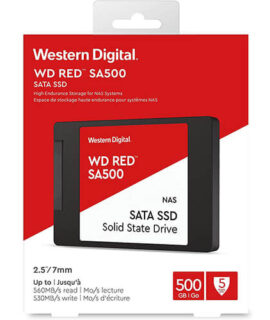 Ổ Cứng SSD WD Red SA500 500GB 2.5 inch SATA iii WDS500G1R0A 3