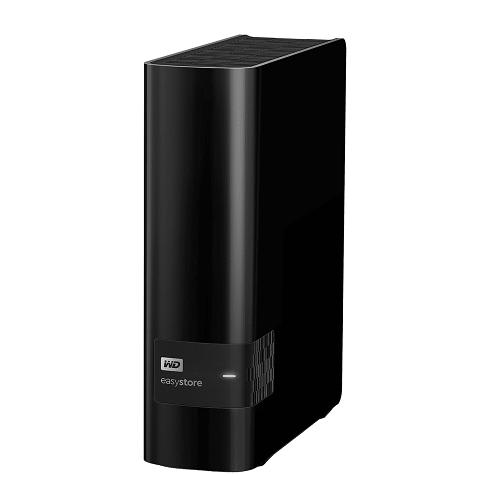 Ổ cứng để bàn HDD WD easystore Desktop Storage 12TB WDBCKA0120HBK 1