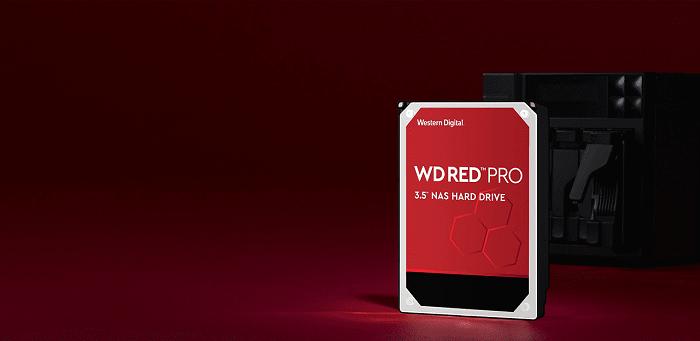 Ổ cứng HDD WD Red Pro 6TB 3.5 inch SATA iii WD6003FFBX Giá Tốt 2