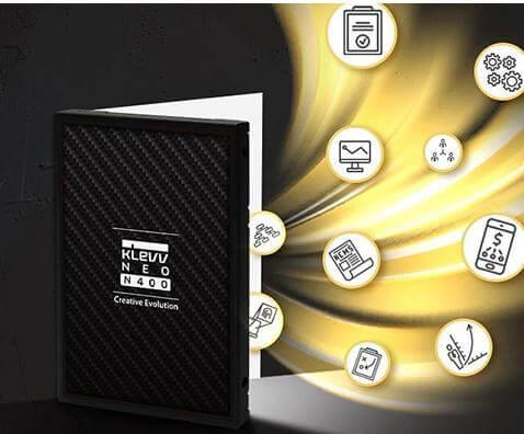 Ổ cứng SSD Klevv NEO N400 240GB 2.5-Inch SATA III K240GSSDS3-N40 2
