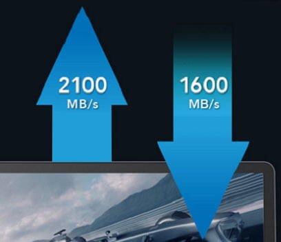 Ổ cứng SSD Lexar NM600 240GB M.2 PCIe LNM600-240RBNA 3