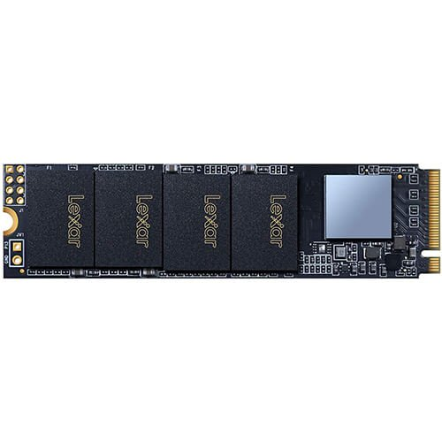 Ổ cứng SSD Lexar NM600 480GB M.2 PCIe LNM600-480RBNA 1