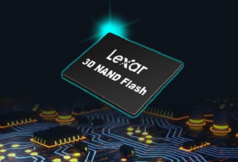 Ổ cứng SSD Lexar NM600 480GB M.2 PCIe LNM600-480RBNA 4
