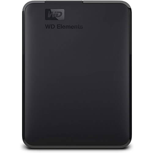 Ổ cứng di động HDD Western Digital Elements Portable 2TB 2.5 USB 3.0 WDBEPK0020BBK 1