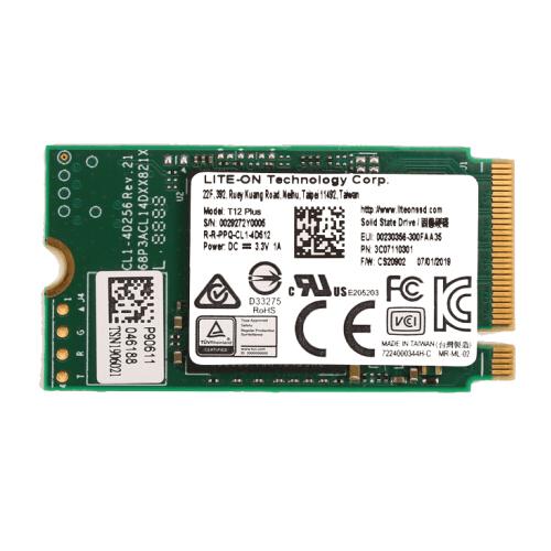 Ổ Cứng SSD LiteOn T12 Plus 512GB M2 2242 PCIe NVMe 3