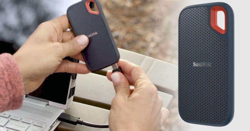 Ổ cứng di động SSD SanDisk Extreme E60 500GB SDSSDE60-500G-G25 3