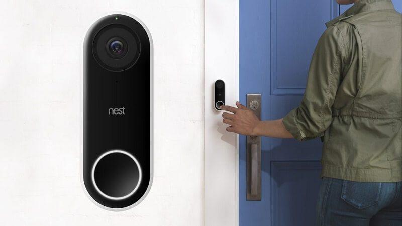 Chuông cửa thông minh Google Nest Hello 3