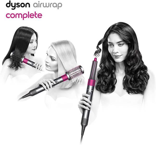 Máy tạo kiểu tóc chuyên nghiệp Dyson Airwrap Complete 4
