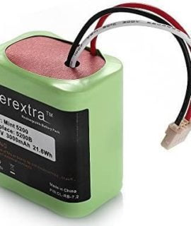 Pin thay thế iRobot Roomba Braava 7.2V 3000mAh PowerExtra 1