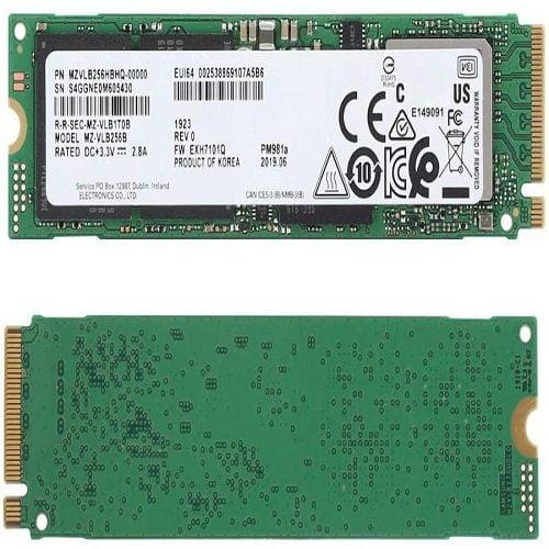 SSD Samsung PM981A 2TB M2 2280 PCIe NVMe Giá Tốt 2