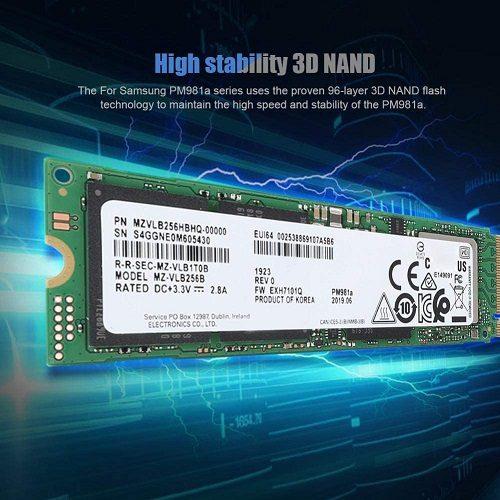 SSD Samsung PM981A 2TB M2 2280 PCIe NVMe Giá Tốt 5