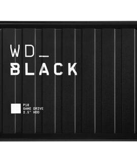 Ổ Cứng Di Động HDD WD Black P10 5TB 2.5 inch, USB 3.2 WDBA3A0050BBK 1