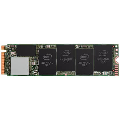 Ổ Cứng SSD Intel 665p 1TB M2 2280 SSDPEKNW010T9X1 2