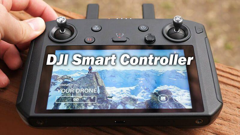 Bộ điều khiển DJI Smart Controller 6