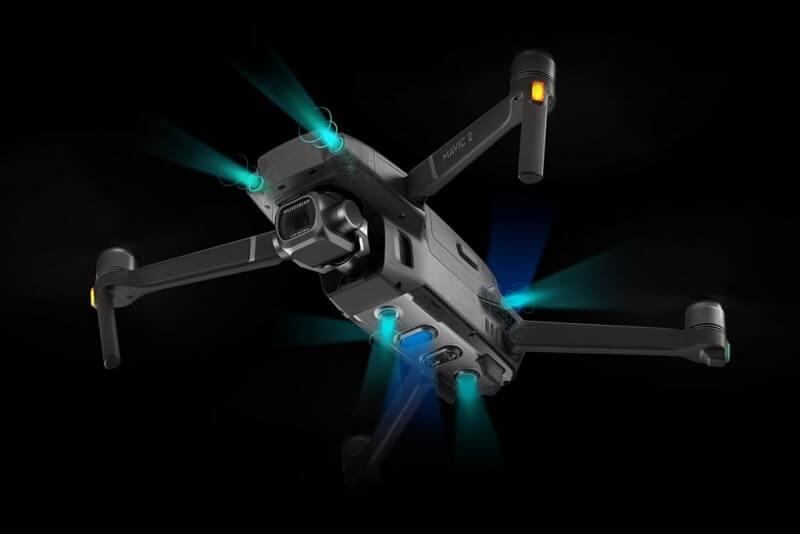 Flycam thông minh DJI Mavic 2 Pro 5