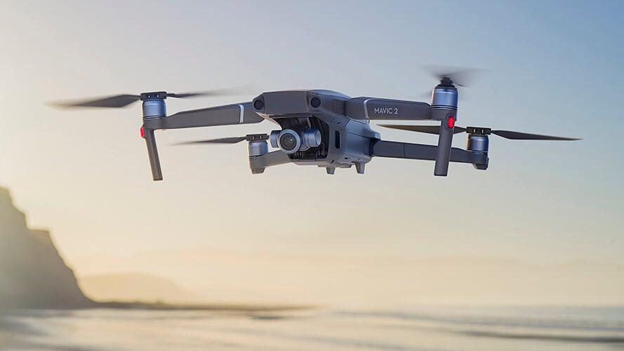 Flycam thông minh DJI Mavic 2 Zoom 4