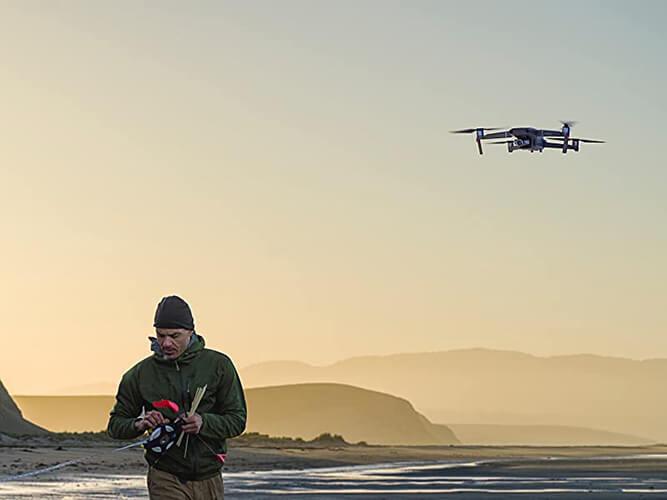Flycam thông minh DJI Mavic 2 Zoom 5