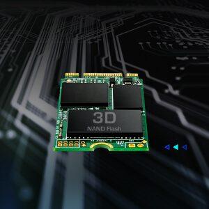 SSD Transcend MTS430S 256GB M2 2242 TS256GMTS430S 4