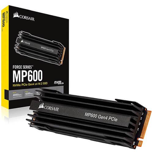 SSD Corsair MP600 2TB M2 2280 PCIe NVMe CSSD-F2000GBMP600 2