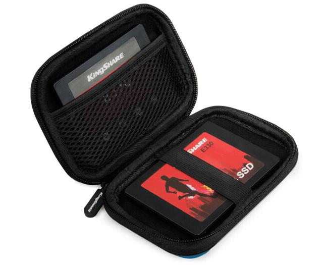 Túi đựng ổ cứng di động 2.5 inch Kingshare KS-PHD25L 3
