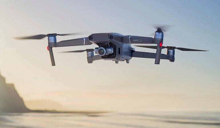 Top 5 sản phẩm Flycam thông minh DJI 6