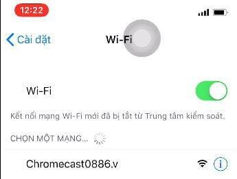 Hướng dẫn sử dụng google chromecast 2
