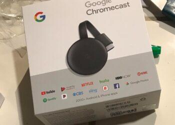Hướng dẫn sử dụng google chromecast 6