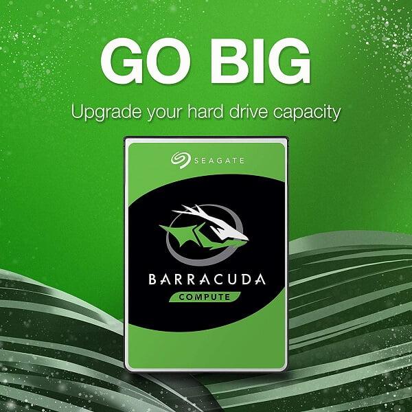 Ổ cứng HDD Seagate Barracuda 4TB 3.5 inch SATA iii ST4000DM004 3