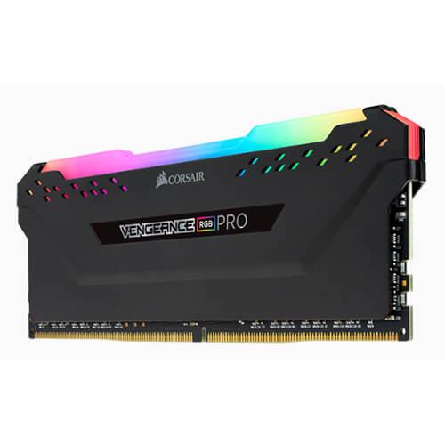 RAM Desktop DDR4 Corsair Vengeance RGB PRO 8GB Bus 3000 CMW8GX4M1D3000C16 3