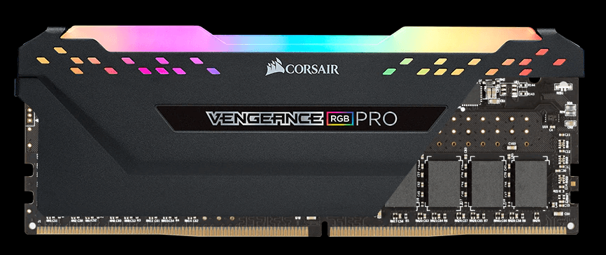 RAM Desktop DDR4 Corsair Vengeance RGB PRO 8GB Bus 3000 CMW8GX4M1D3000C16 5
