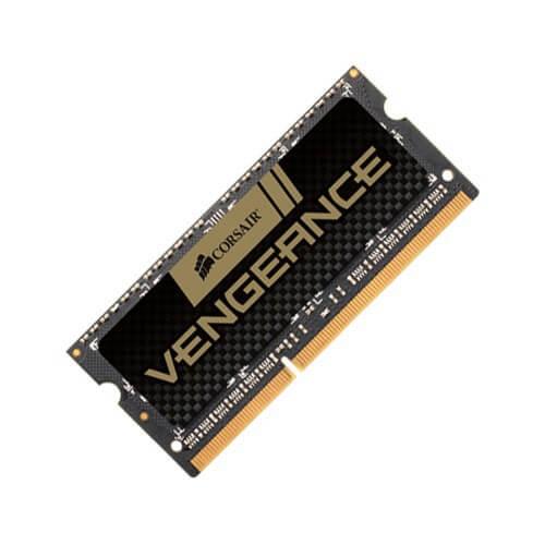 RAM Laptop DDR3 Corsair Vengeance 4GB Bus 1600 SODIMM CMSX4GX3M1A1600C9 3