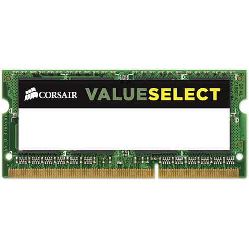 RAM Laptop DDR3L Corsair 8GB Bus 1600 SODIMM CMSO8GX3M1C1600C11 1