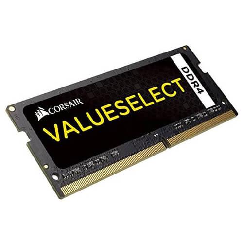 RAM Laptop DDR4 Corsair 4GB Bus 2133 SODIMM CMSO4GX4M1A2133C15 1