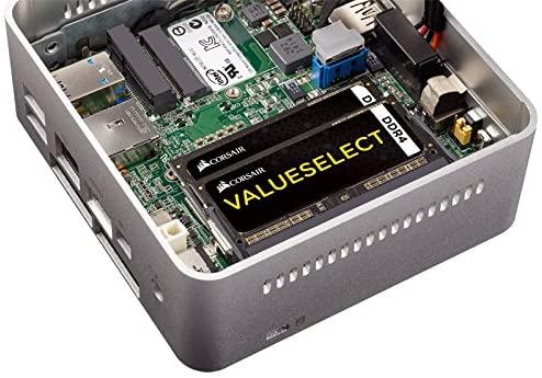 RAM Laptop DDR4 Corsair 8GB Bus 2133 SODIMM CMSO8GX4M1A2133C15 4
