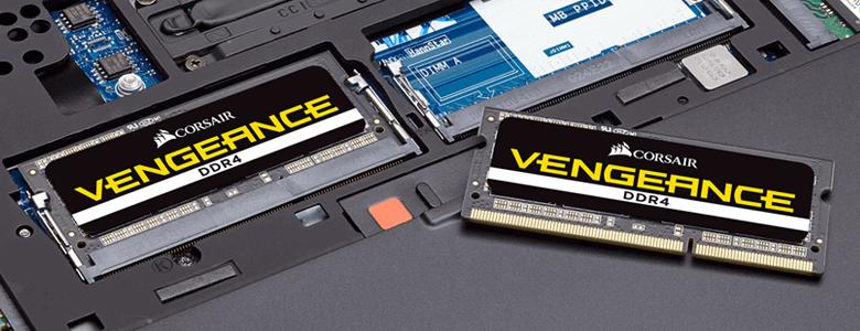 RAM Laptop DDR4 Corsair Vengeance 16GB Bus 2400 SODIMM CMSX16GX4M1A2400C16 3