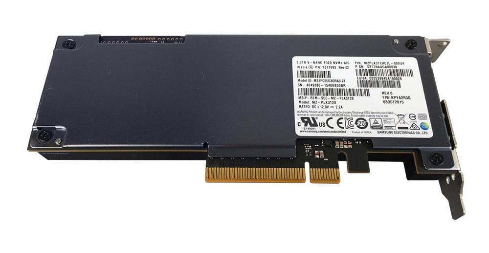 SSD Enterprise Samsung PM1725 3.2TB MZ-PLK3T20 2