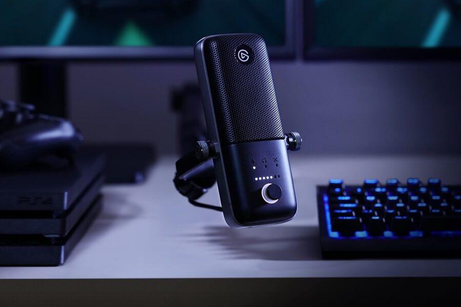 Thiết bị Stream Microphone Elgato Wave 3 10MAB9901 5